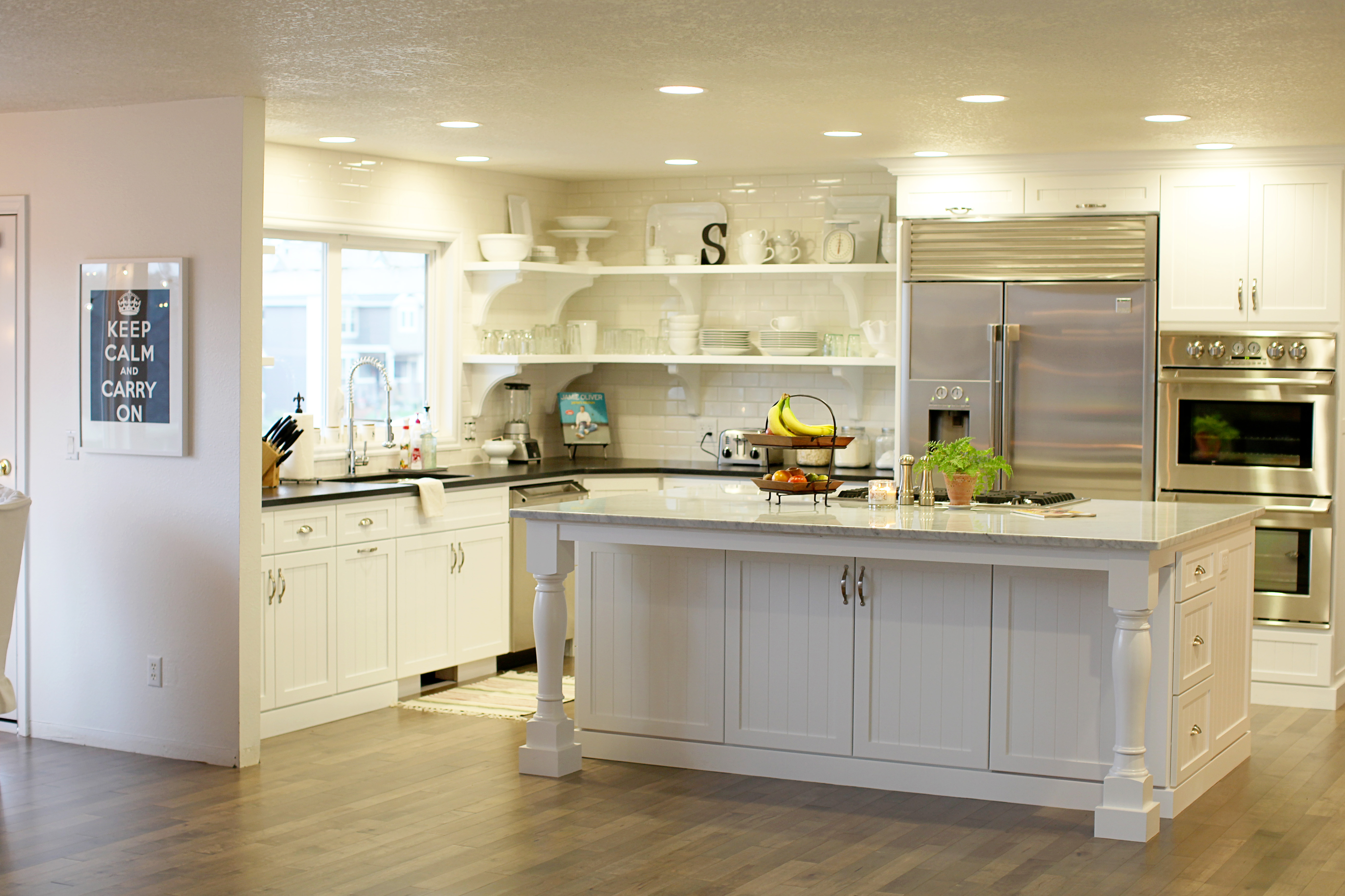 Forever Young House Ideas: Kitchen Remodel
